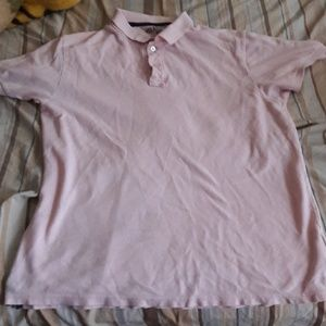 light pink men's shirt